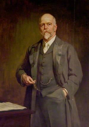 Albert Spicer (1847–1934), Bt, PC, JP