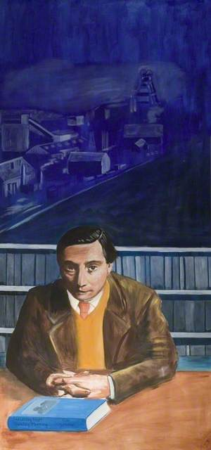 Alan Sillitoe (b.1928), Author of 'Saturday Night and Sunday Morning'*