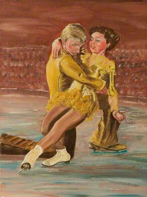 Jane Torvill and Christopher Dean, Ice Dancing