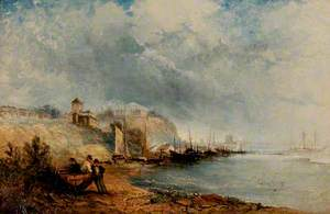 Harbour and Ships