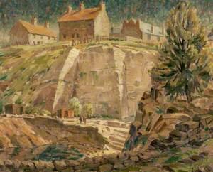 Quarry at Mansfield