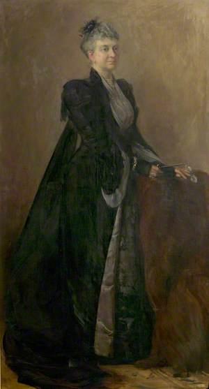 Laetitia Hollins (née Roberts)