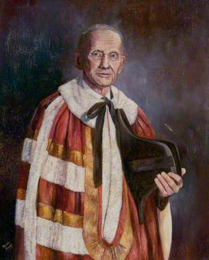 Baron Taylor of Mansfield (1895–1991), MP for Mansfield (1941–1966)