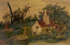 Jackson's Mill, Mansfield, Nottinghamshire