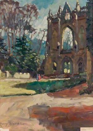 Newstead Abbey, December