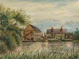 Reed Mill, Mansfield, Nottinghamshire