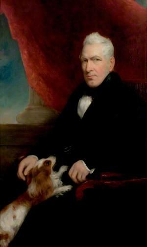 Mr Mumford, Former Squire of Mansfield