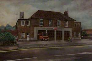 The Old Borough of Mansfield Fire Station