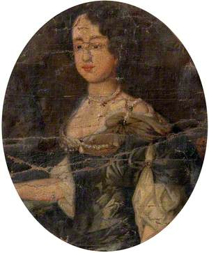 Portrait of an Unidentified Lady
