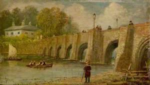 Old Trent Bridge, West Aspect, Nottingham