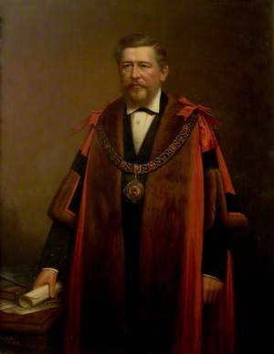 Alderman William George Ward