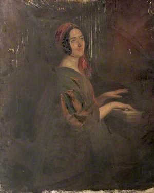 Portrait of a Lady as Saint Cecilia
