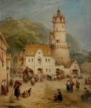 Andernach, Prussia