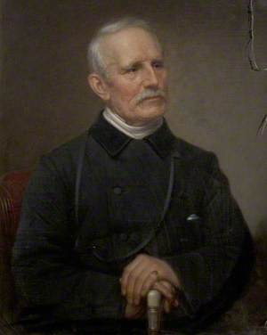 Major Jonathan White (b.1804), RHR (The Old Adjutant)