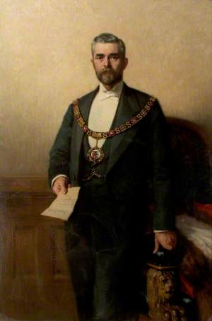 Alderman Sir John Turney (1839–1927), Kt