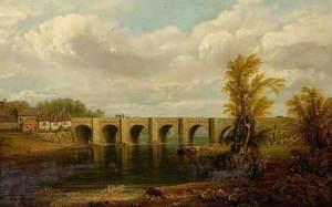 Old Trent Bridge, Nottingham
