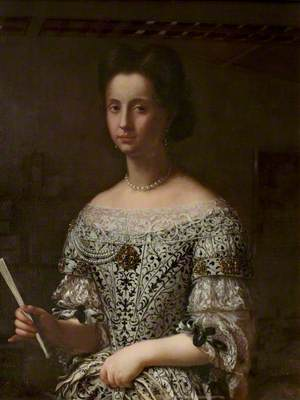 Portrait of an Infanta of Spain