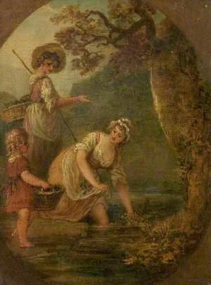 The Watercress-Gatherers