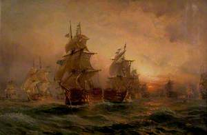 The Evening of Trafalgar