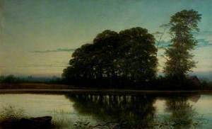 Twilight on the Trent