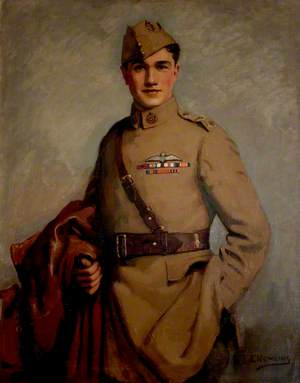 Captain Albert Ball (1896–1917), VC, DSO