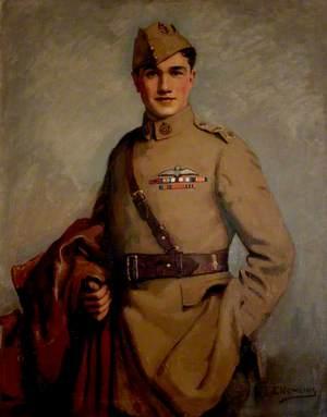 Captain Albert Ball (1896–1917), VC, DSO