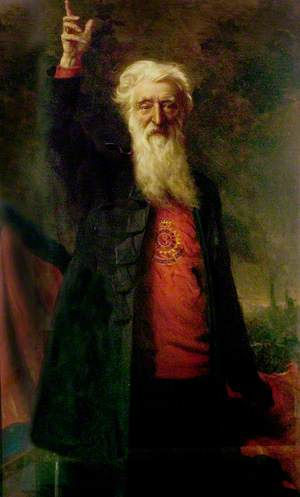 General William Booth (1829–1912), Founder of the Salvation Army