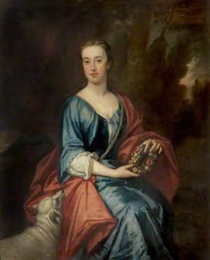 Lady Jane Jackson (d.1731)