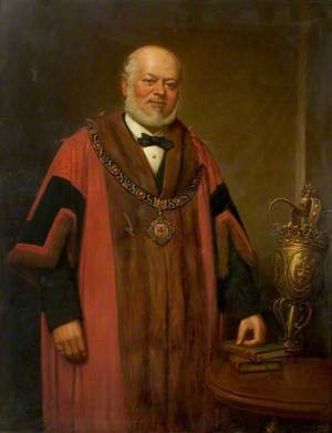 Alderman J. Burton