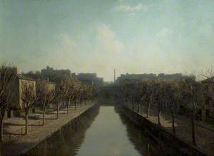 Regent's Canal, Maida Vale, London