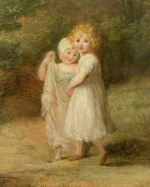 The Children of Paul Sandby
