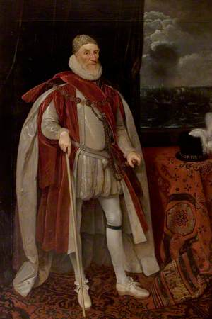 Lord Howard of Effingham (1536–1624), 1st Earl of Nottingham