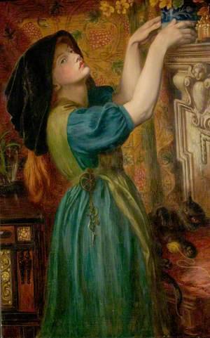 Marigolds (The Bower Maiden, Fleur-de-Marie)