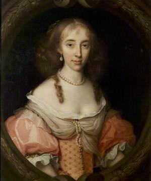 Magdalen Aston, Lady Burdett