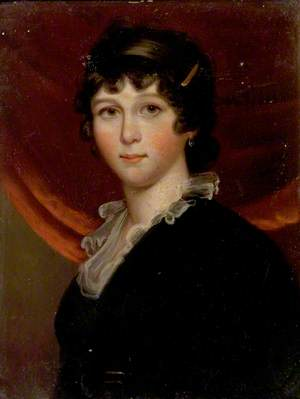 Mrs Birkhead, née Eliza Davison