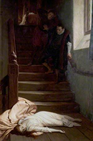 The Death of Amy Robsart
