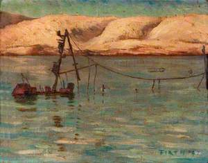 Postscript, Tobruk Harbour, Libya, April 1941