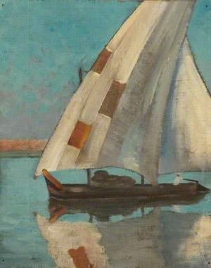 Boat and Sails No. 2*