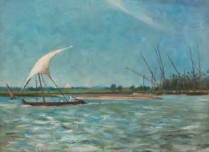 Boat and Sails No. 1*