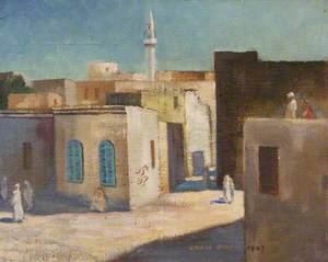 Zifteh, Egypt, 1947