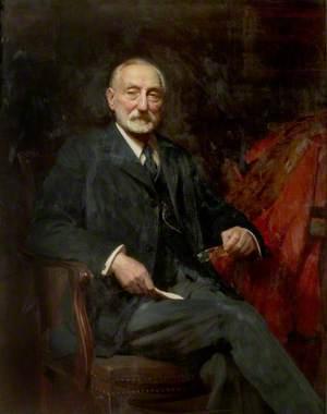 Alderman F. R. Radford