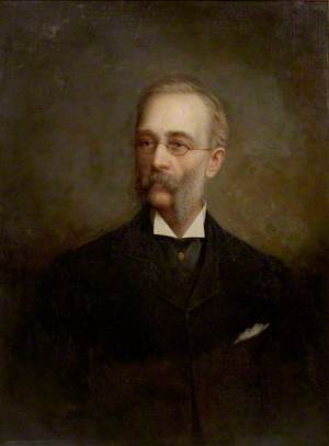George Bellas Rothera (c.1824–1907), Solicitor