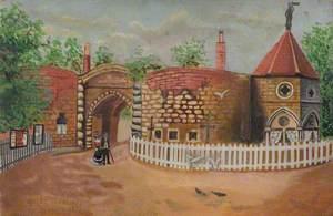 Nottingham Castle Gateway