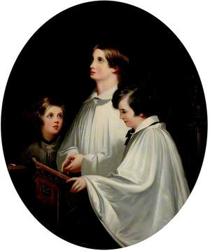 The Choristers, or 'We Praise Thee, O Lord'