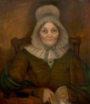 Mrs Hannah Burton