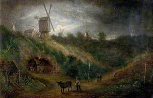 The Old Ropewalk, Foot of the Gallows Hill, Nottingham Forest