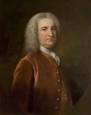 William Bristowe of Beesthorpe (1695–1770)