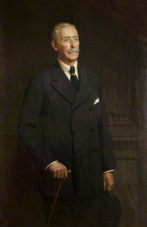 Colonel Sir Lancelot Rolleston, KCB, DSO, TD, DL, JP, Chairman of Nottinghamshire County Council and Quarter Sessions (1928–1932)