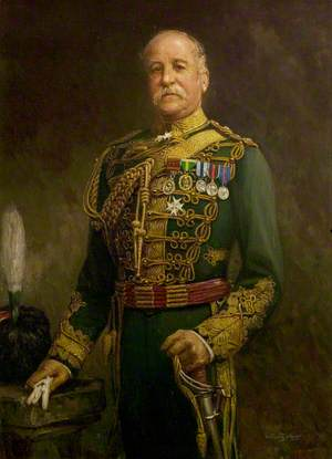 The Right Honourable Viscount Galway, CB, Chairman of the County Council (1914–1928)