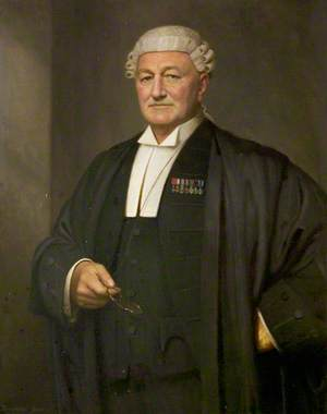 K. Tweedale Meaby, CBE, DL, Clerk of the Peace (1921–1954)